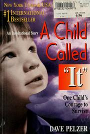 "Cover of: A  child called ""it"" 