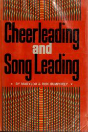 Cover of: Cheerleading and song leading