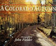 Cover of: A  Colorado autumn | John Fielder