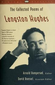 Cover of: The  collected poems of Langston Hughes | Langston Hughes