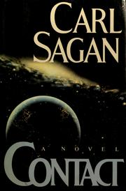 Cover of: Contact: a novel