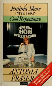 Cover of: Cool Repentance | Antonia Fraser