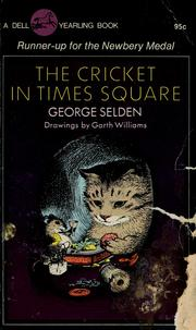 The Cricket In Times Square 1974 Edition Open Library