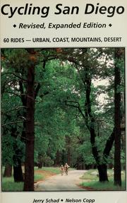 Cycling San Diego by Jerry Schad