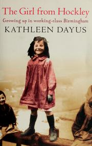 Cover of: The  girl from Hockley | Kathleen Dayus