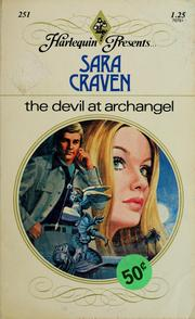 Cover of: The devil at Archangel | Sara Craven