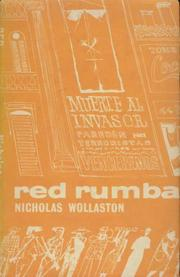 Red rumba by Nicholas Wollaston
