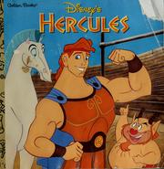 Cover of: Disney's Hercules | Margaret Snyder