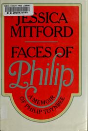 Cover of: Faces of Philip | Jessica Mitford