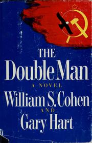 Cover of: The  double man | William S. Cohen