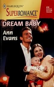 Cover of: Dream Baby by Ann Evans