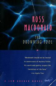 Cover of: The  drowning pool | Ross Macdonald