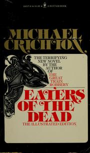 Cover of: Eaters of the dead by Michael Crichton