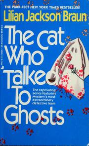 Cover of: The cat who talked to ghosts by Jean Little