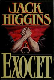 Cover of: Exocet | Jack Higgins