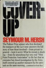 Cover-up by Hersh, Seymour M.