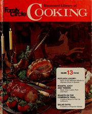 Cover of: Family circle illustrated library of cooking by