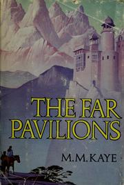 Cover of: The far pavilions | M.M. Kaye