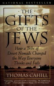 Cover of: The  gifts of the Jews | Thomas Cahill