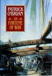 Cover of: The fortune of war | Patrick O