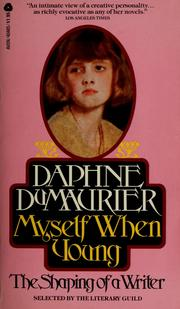 Cover of: Myself when young | Daphne Du Maurier