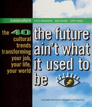 Cover of: The future ain't what it used to be