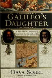 Cover of: Galileo's daughter by Dava Sobel