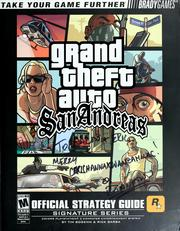 Cover of: Grand Theft Auto San Andreas by Tim Bogenn