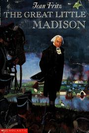 Cover of: The  great little Madison | Jean Fritz