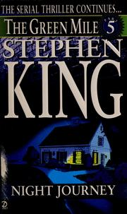 The Green Mile-Coffey's Hands by Stephen King
