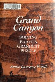 Cover of: Grand Canyon | James Lawrence Powell