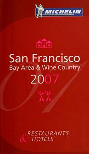 Cover of: San Francisco Bay Area & Wine Country |
