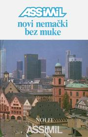 Cover of: Assimil Language Courses : Novi Nemacki Bez Muke by Assimil Staff