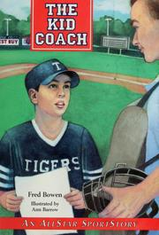 Cover of: The  kid coach | Fred Bowen