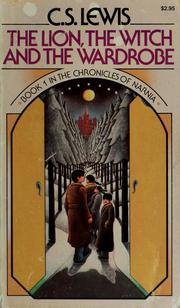 The lion, the witch and the wardrobe (Open Library)