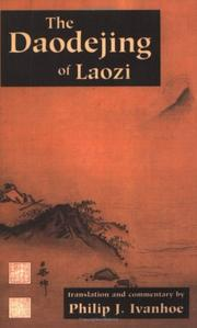 Cover of: The Daodejing of Laozi
