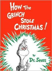 Cover of: How the Grinch Stole Christmas
