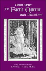 Cover of: The Faerie Queene, Books Three and Four
