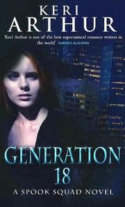 Cover of: Generation 18