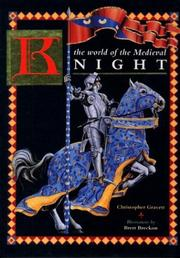 Cover of: The world of the Medieval knight