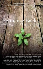 Cover of: Bouncing Back - thriving in changing times