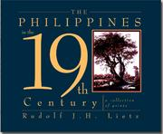 The Philippines in the 19th century by Rudolf J. H. Lietz