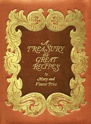 Cover of: A Treasury of Great Recipes