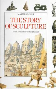 Cover of: The story of sculpture