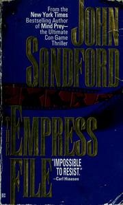 Cover of: The empress file | John Sandford