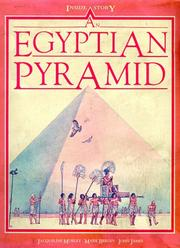 Cover of: An Egyptian Pyramid