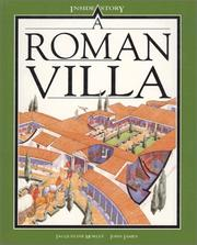 Cover of: A Roman villa: inside story