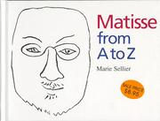 Cover of: Matisse from A to Z