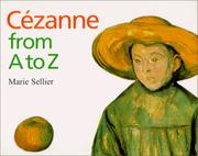 Cover of: Cézanne from A to Z