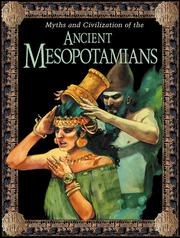 Cover of: Ancient Mesopotamians